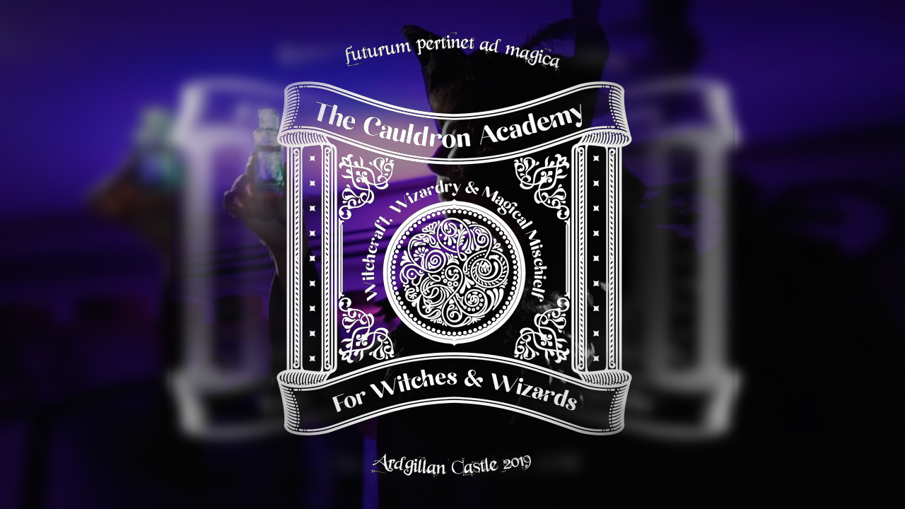 The Cauldron Academy at Ardgillian Castle