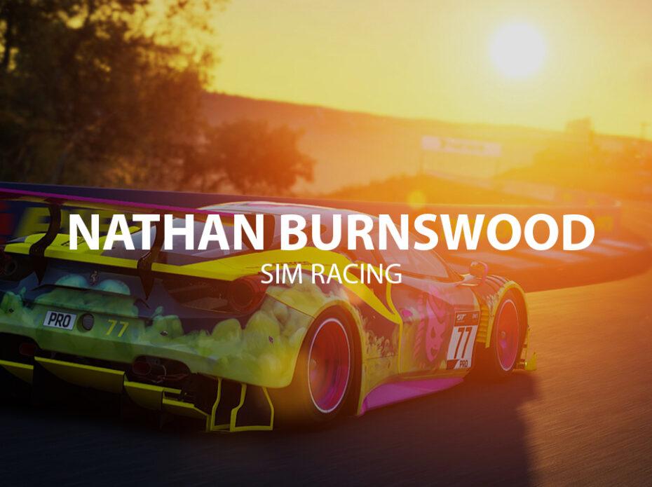 Nathan Burnswood – Sim Racing