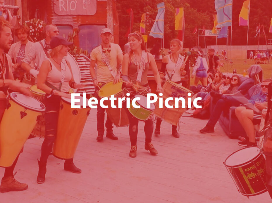 The Oasis – Electric Picnic 2019